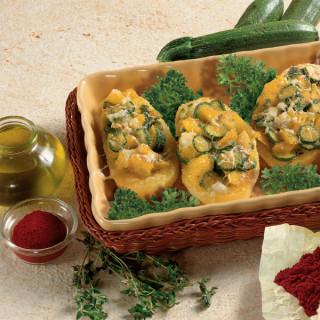 Barchette di Patate allo Zafferano