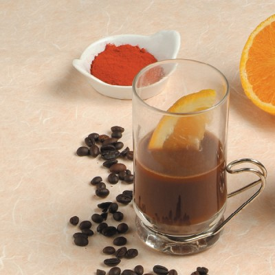 Caffè con gusto aromatico