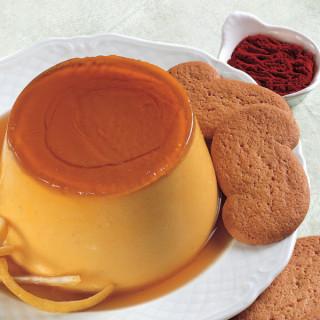 Cream Caramel allo Zafferano