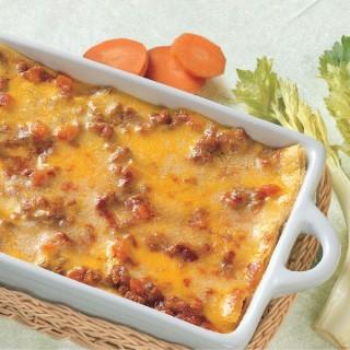 Lasagne in Giallo