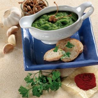 Salsa Verde per Bolliti e Uova Sode
