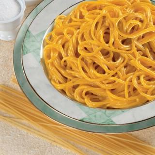 Spaghetti al Curry e Zafferano